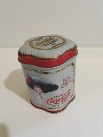 Fémdoboz coca-cola