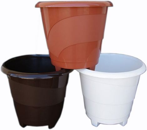 Calla flower pot