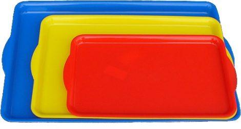 Medium tray with handle