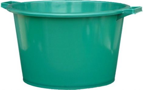 Tub with handle 56 cm 50 liters
