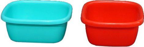 Square bowl 13 liters