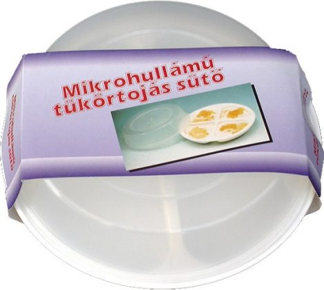 Microwave egg oven