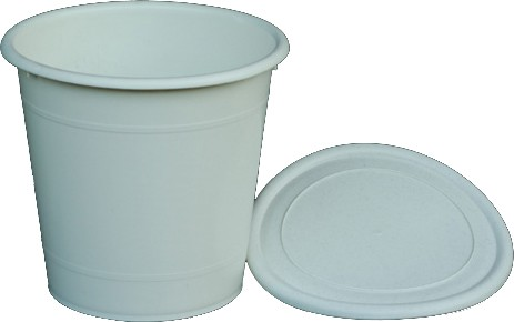 Pickle bucket with lid 35 liters