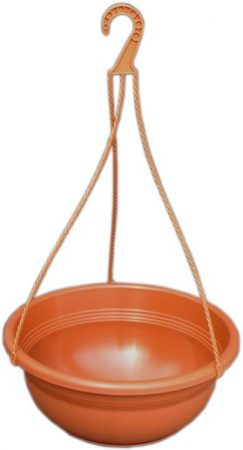 Florence hanging flower pot 24 cm