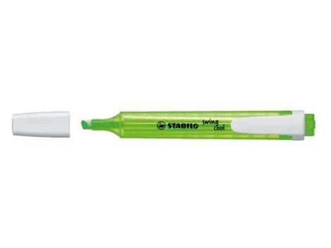 STABILO Swing Cool szövegkiemelő zöld