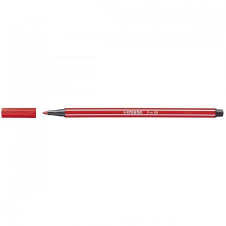 STABILO Pen 68 felt pen red