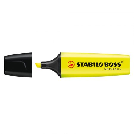 STABILO BOSS Original szövegkiemelő sárga