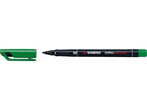 STABILO OHPen permanent 'M' 1mm green