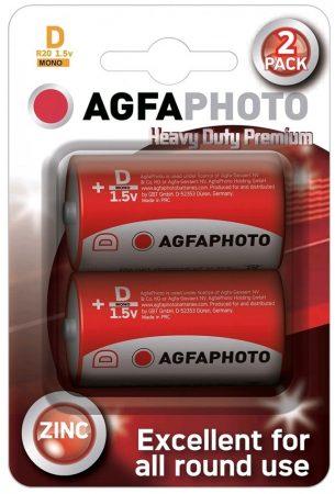 AGFA góliát elem féltartós r20