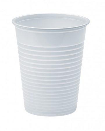 Eldobható pohár 1dl 30 db/cs