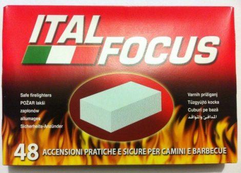 Focus alágyújtós 48db/csomag