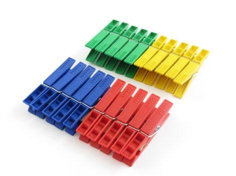 Ruhacsipesz Műanyag 20db/cs