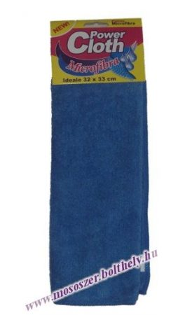 Mikroszálas törlőkendő 32x33