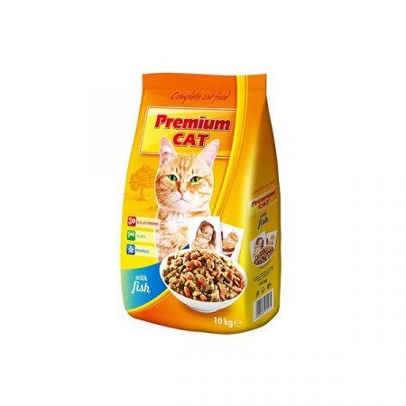 Macskatáp Premium Cat Marhás 10 kg