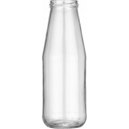 Paradicsomos üveg+kupak 720 ml