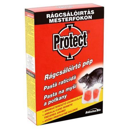 Rágcsálóirtó pép Protect 150g