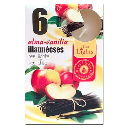 Teamécses illatos 6db/csomag