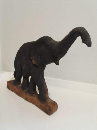 Falikép elefánt 21-10-27