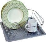Dish rag with tray