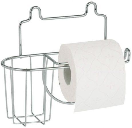 WC papír tartó fali