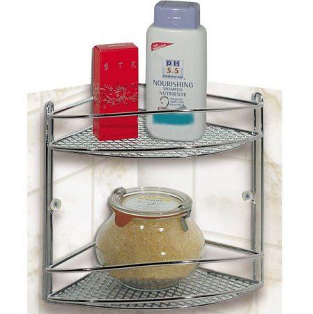 2 part corner shelf