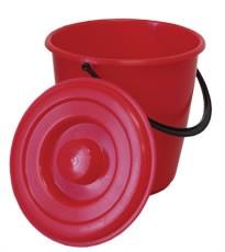 Újrahasznosított vödör fül nélkül 5 literes
