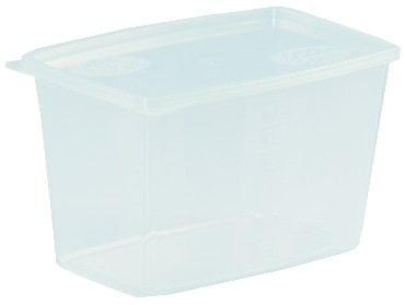 Food vessel 1.2 liters
