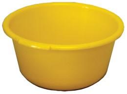Round bowl 2 liters