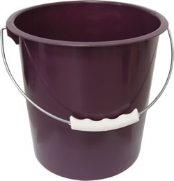 Recycled bucket 10 liters