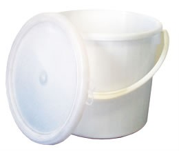 Pickle bucket with lid 20 liters