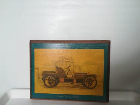 Kép falra fából