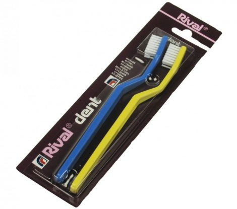 Rival-Dent toothbrush duopack