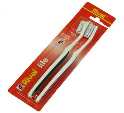 Rival-Life toothbrush duopack
