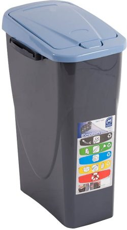 Ecobin trash can 25 liters