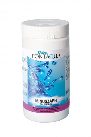 MINUSZAPH 1.5 kg-os pH csökkentő