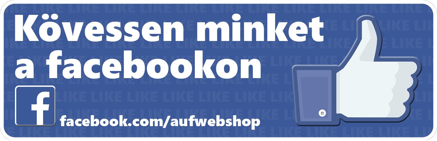 Kövessen minket a facebookon